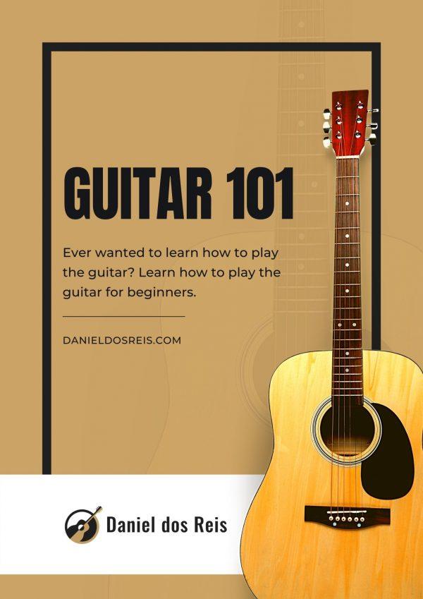 Guitar 101 Book Cover