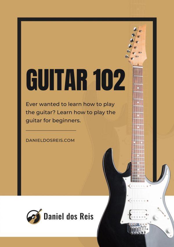 Guitar 102 Book Cover